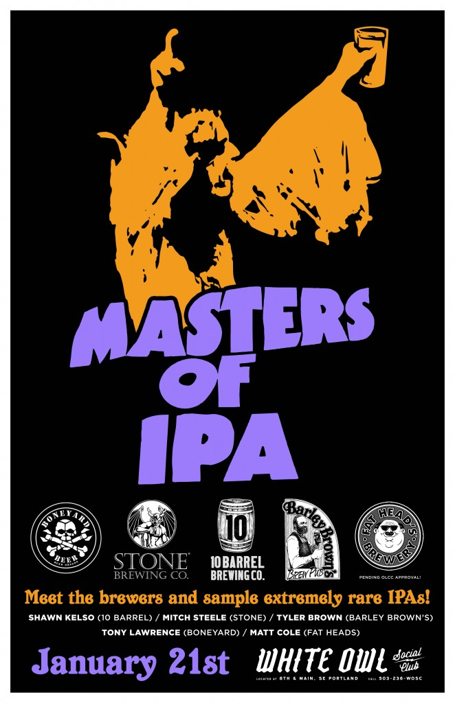 Masters of IPA