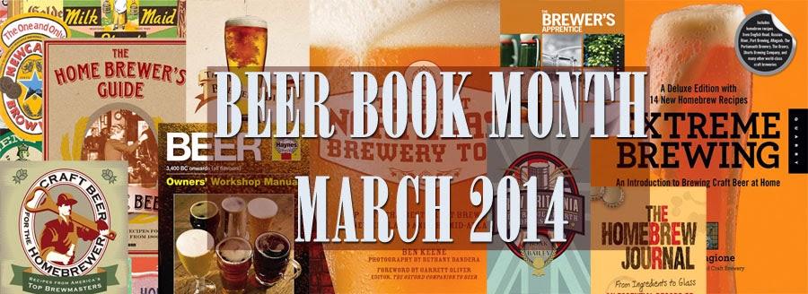 Beer Book Month