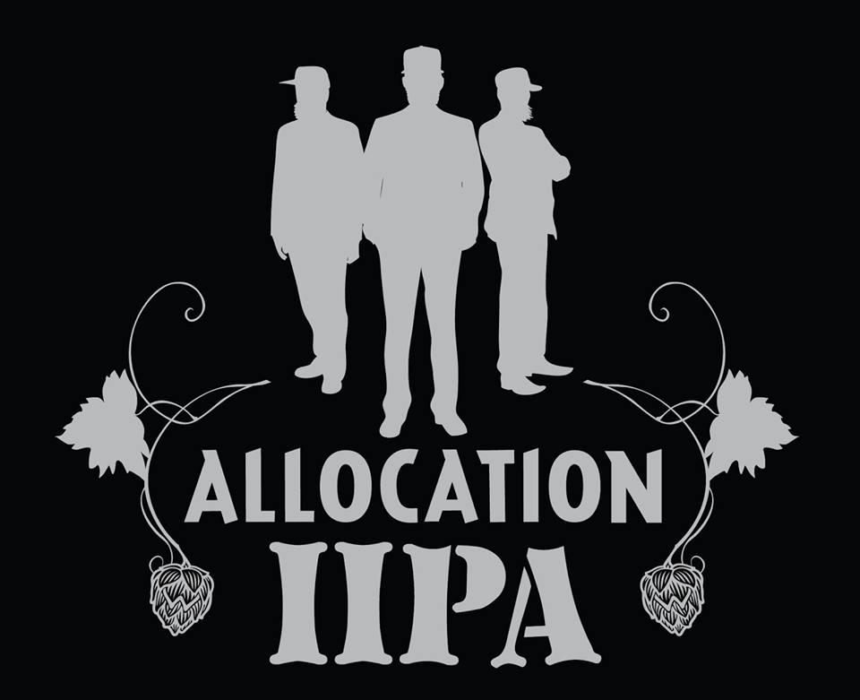 Boneyard & Barley Brown's Allocation IIPA