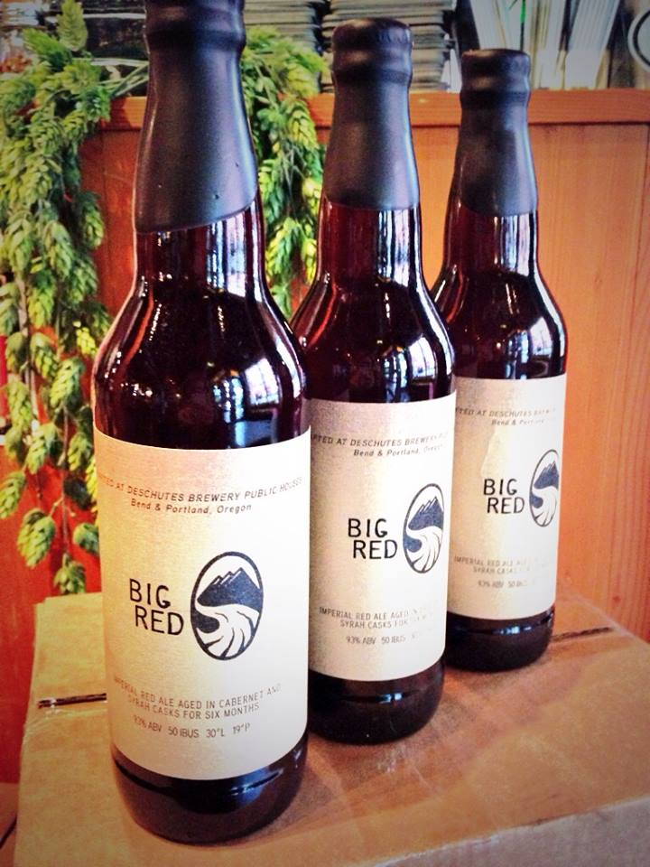 Deschutes Big Red Imperial Red Ale