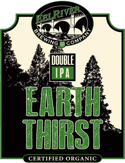Eel River Double IPA Earth Thirst
