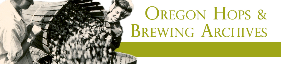 Oregon Hops & Brewing Archives