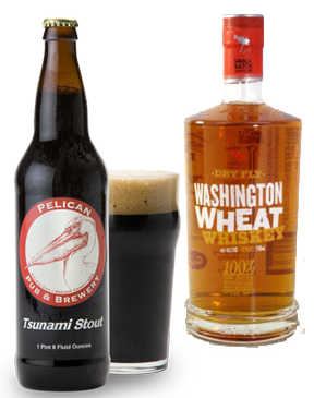 Pelican Dry Fly Tsunami Stout
