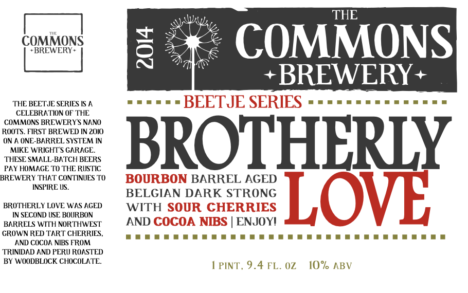 The Commons Brotherly Love