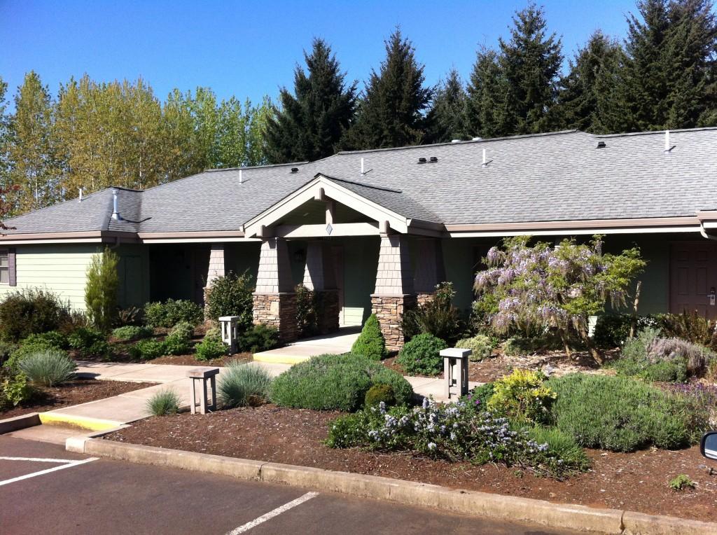 Accomodations at Oregon Garden Resort
