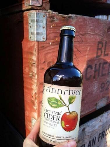 Finnriver Farmstead Cider