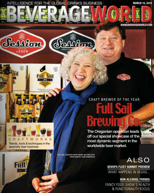 Full Sail Brewing Co. Brewer of the Year