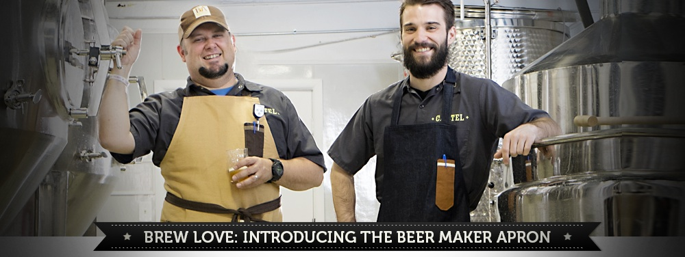 GFA Brewers Apron