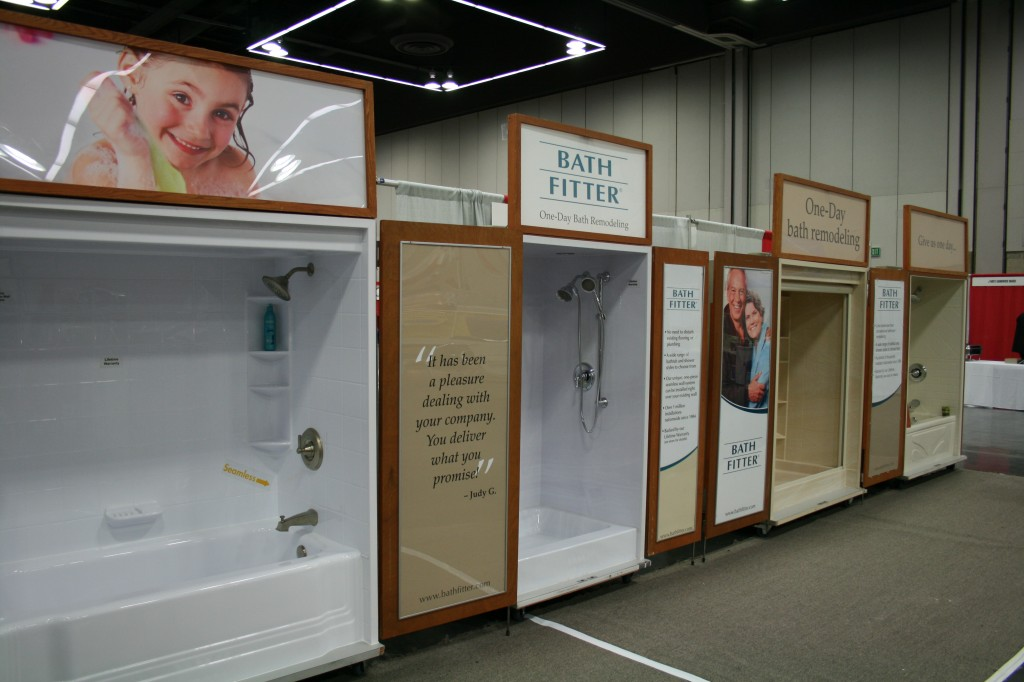 Home Remodeling Area at SBWF