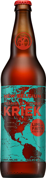 New Belgium Transatlantique Kriek