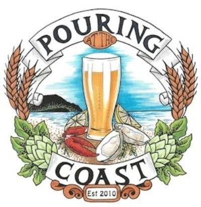Pouring At The Coast