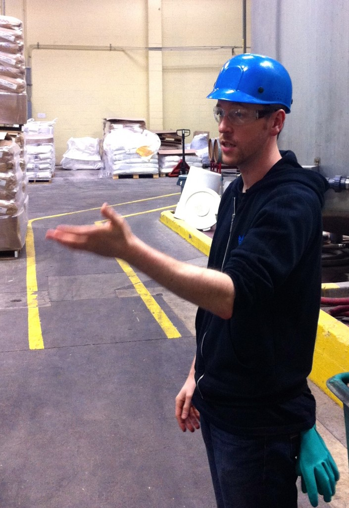 Ryan Pappe, Head Brewer