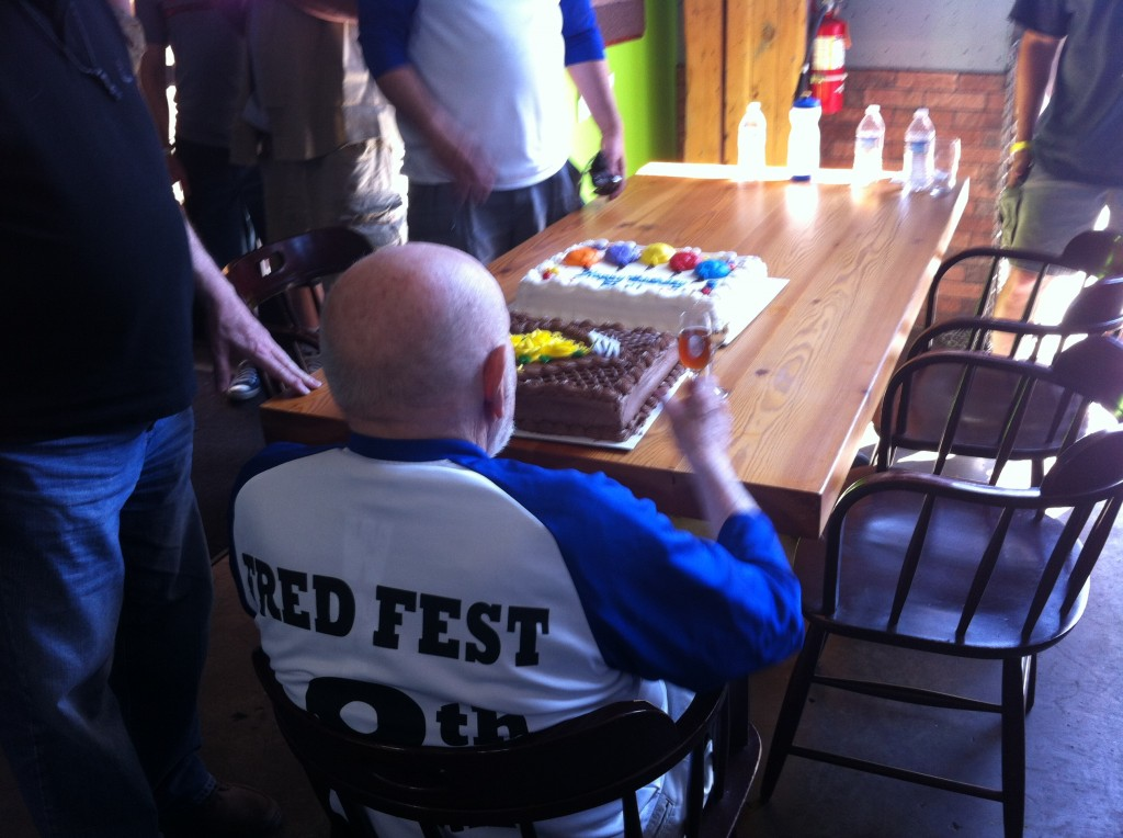 8th Annual Fred Fest