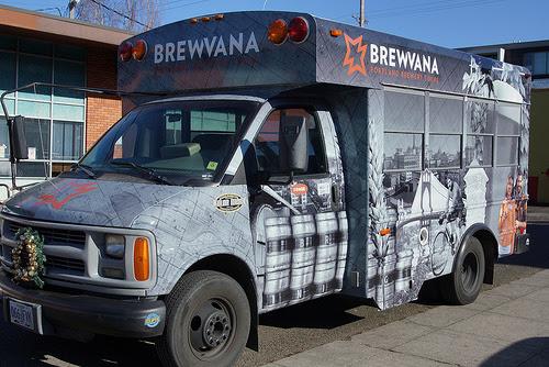 BREWVANA Bus