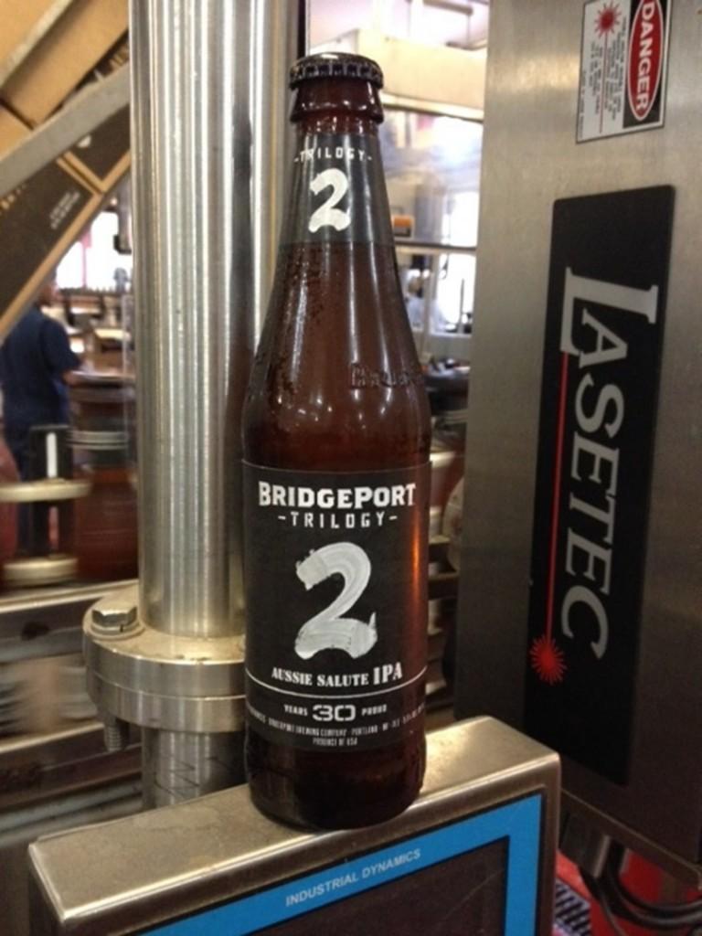 BridgePort Trilogy 2 Bottle