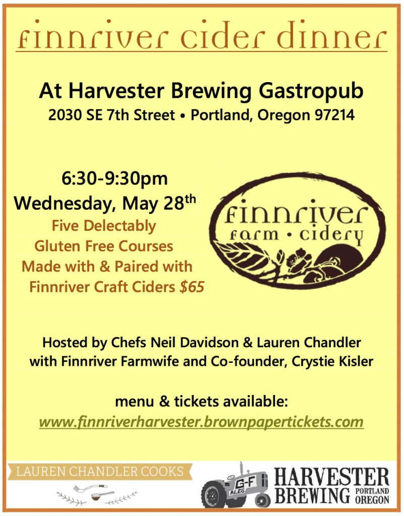 Finnriver Harvester flyer