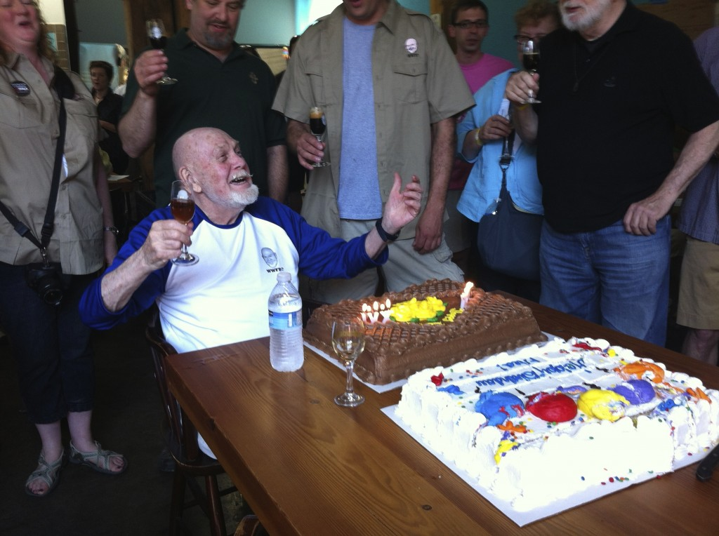 Happy Birthday Fred Eckhardt at FredFest