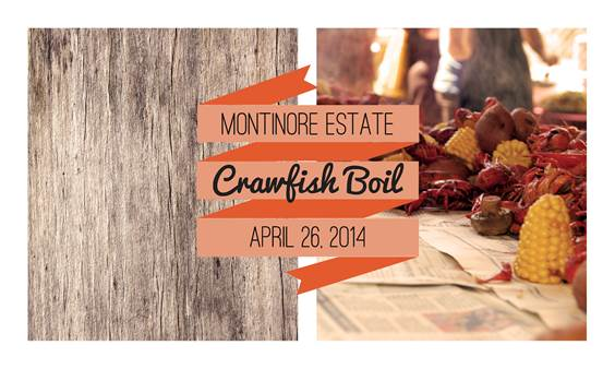 Montinore Estate Crawfish Boil