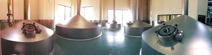 Ninkasi New Brewhouse