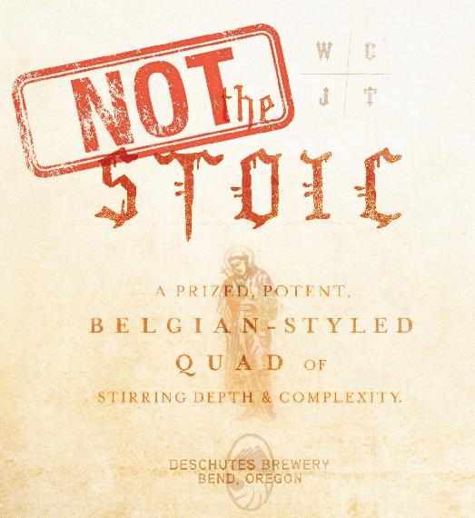 Not the Stoic Belgian-Style Quad