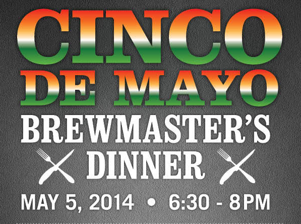 Rock Bottom Brewmasters Cinco De Mayo Dinner
