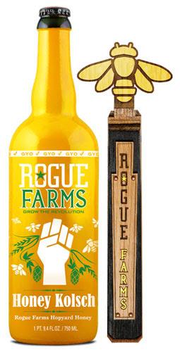 Rogue Farms Honey Kolsch