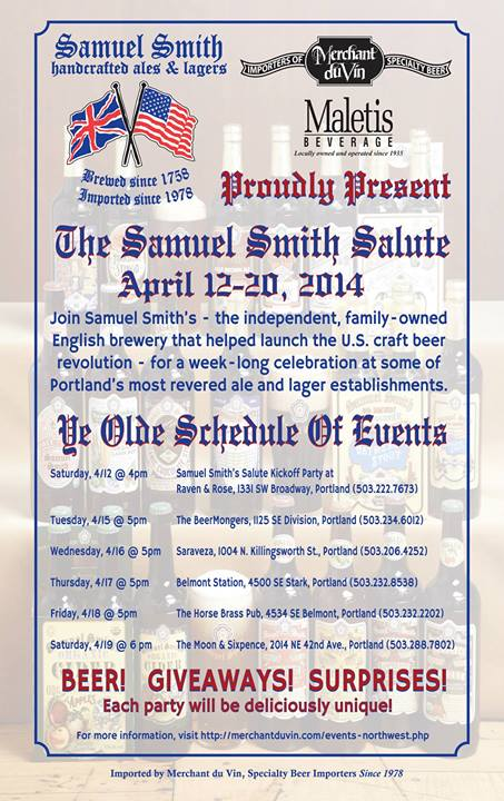 Samuel Smith Salute