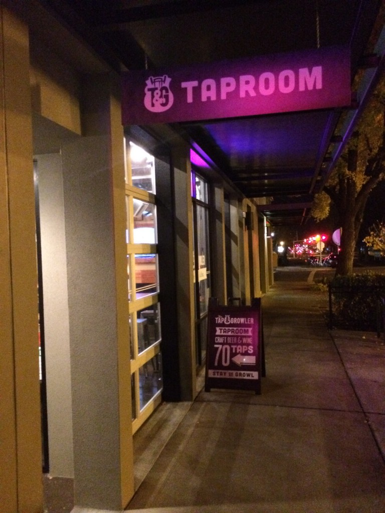 Tap and Growler Taproom
