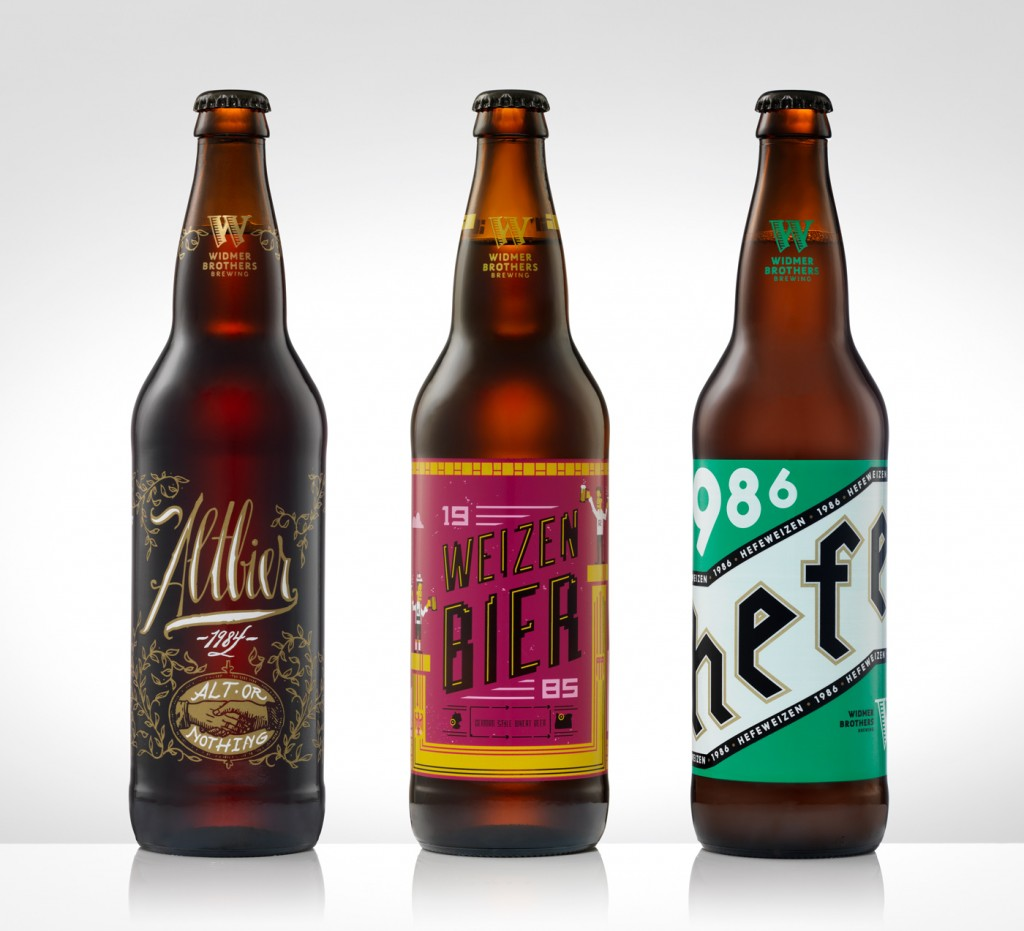 Widmer 30 Beers For 30 Years First 3 Releases