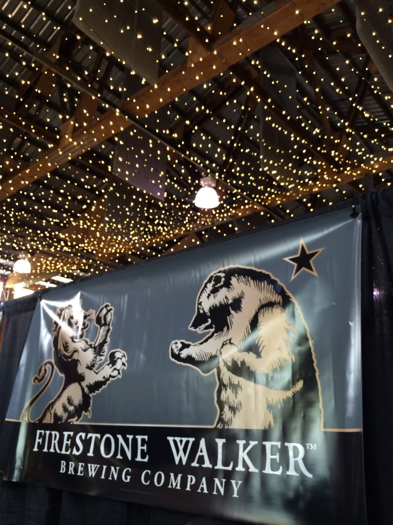 Firestone Walker at Oregon Garden Brewfest