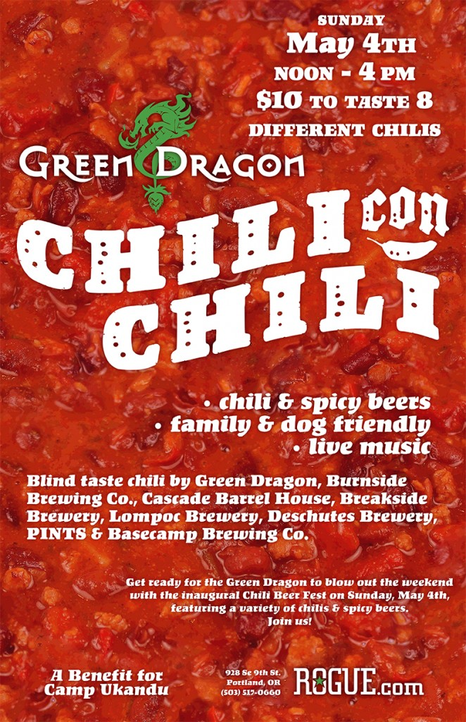 Green Dragon Chili Con Chili