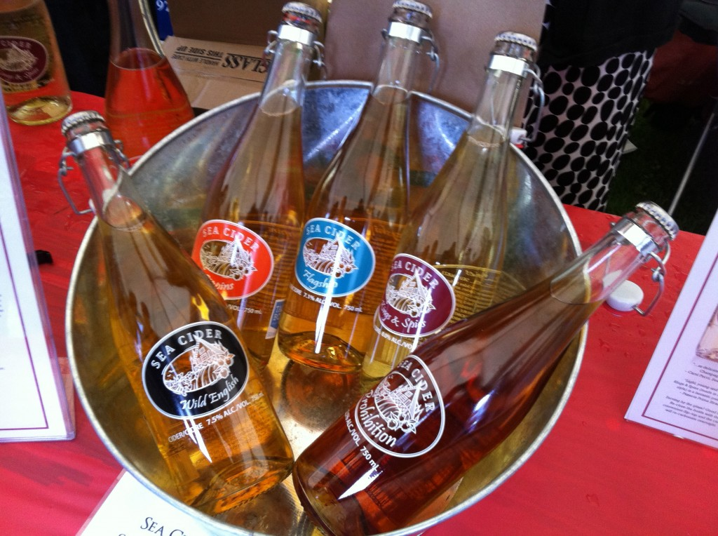 Sea Cider at 2013 Cider Summit