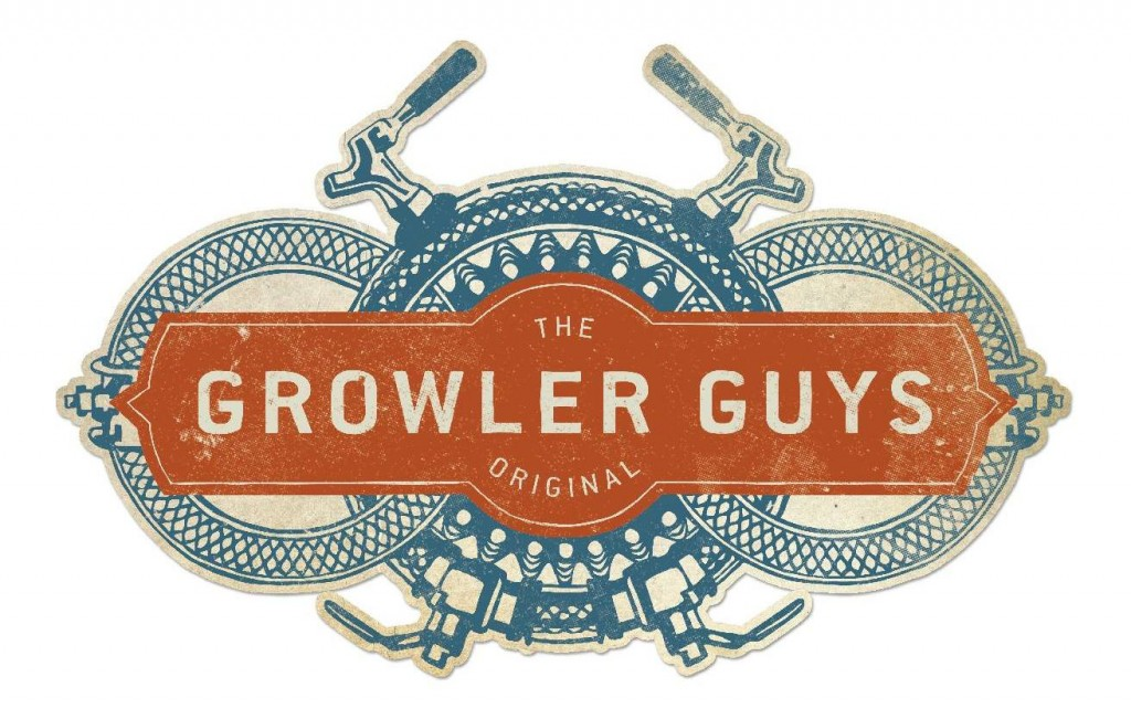 The Growler Guys Full Logo