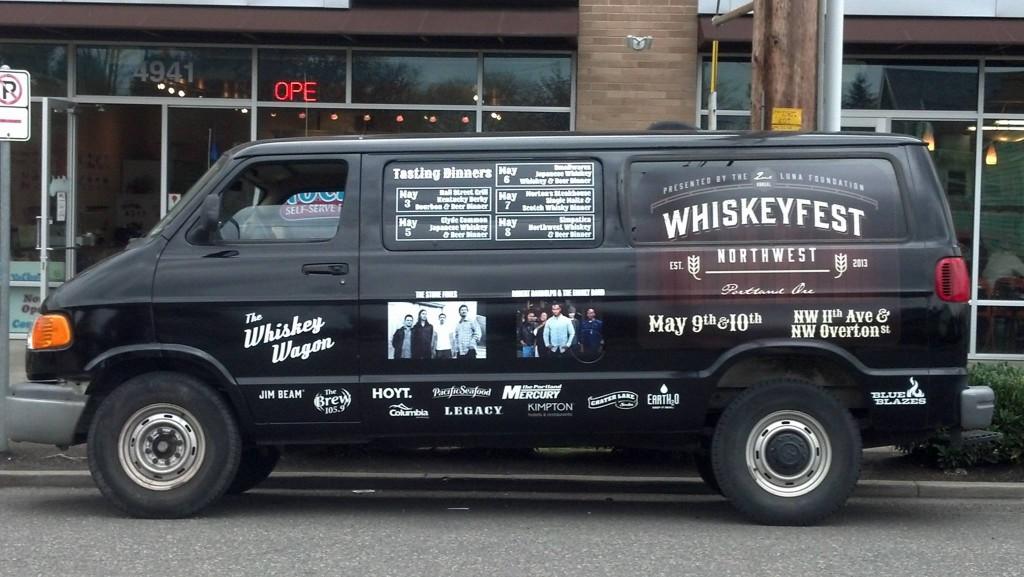 WhiskeyFest NorthWest Van