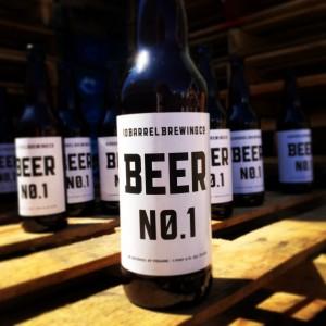 10 Barrel Brewing Co. Beer No. 1 - Image 1