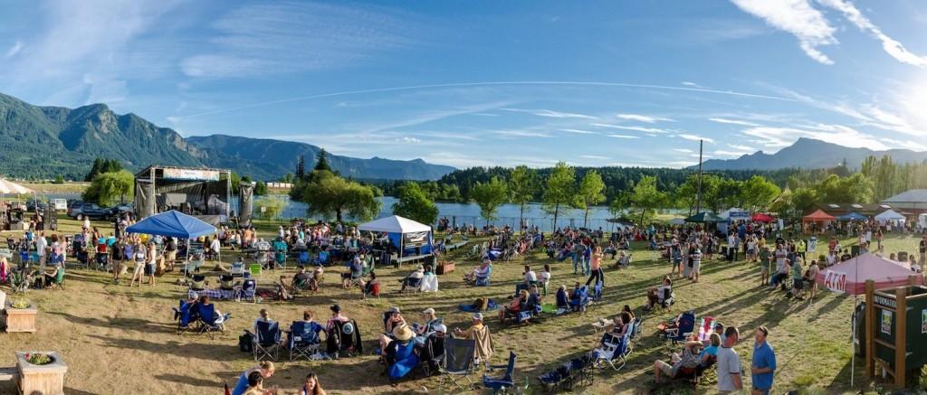 2013 Gorge Blues & Brews Festival