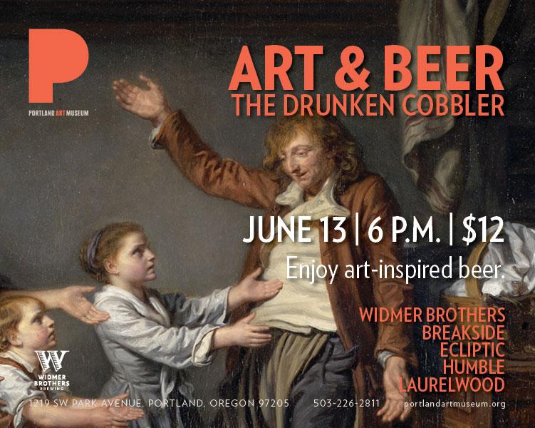 Art & Beer The Drunken Cobbler