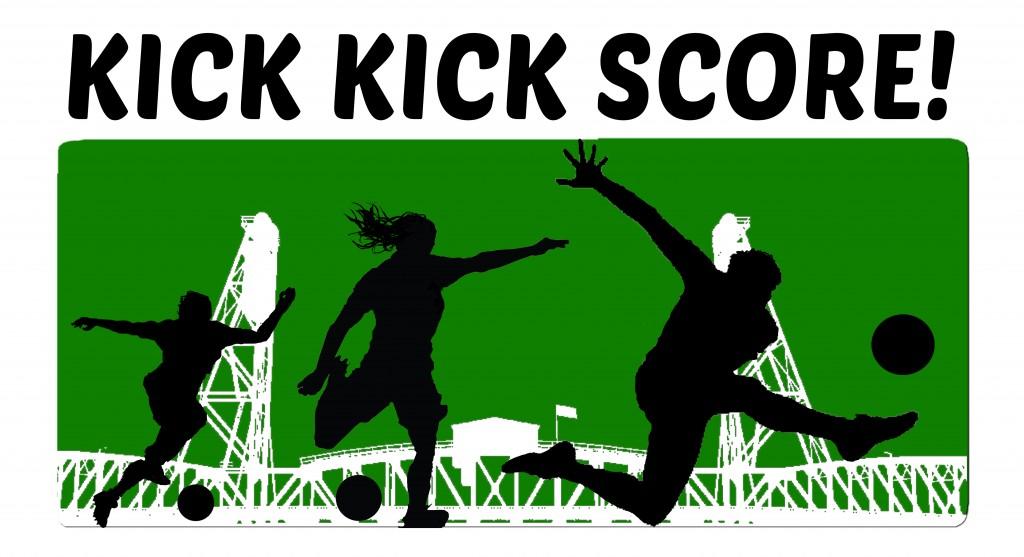 Kick Kick Score LOGO