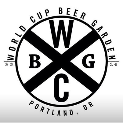 World Cup Beer Garden Logo