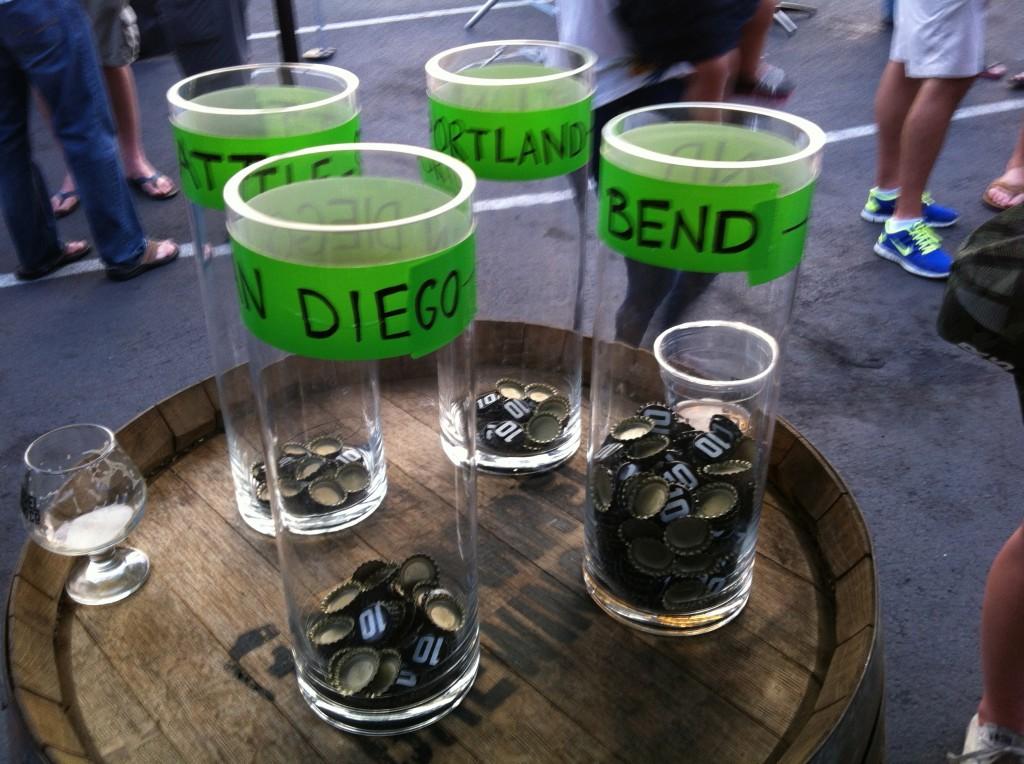 2013 Beer Wars Voting