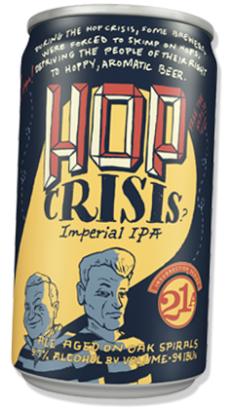 21st Amendment Hop Crisis