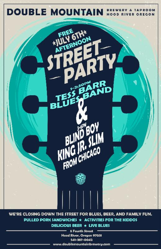 Double Mountain Street Party