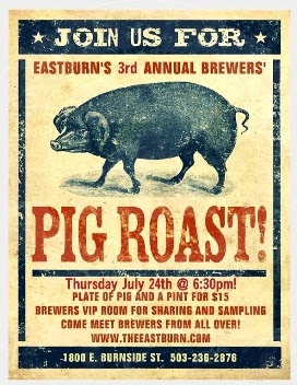 EastBurn Pig Roast