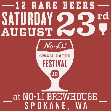No-Li 12 Rare Beer Fest