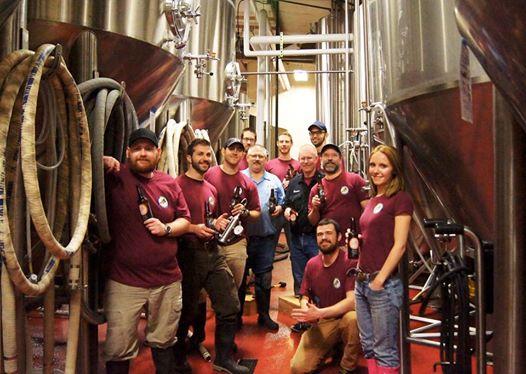 Pelican Brewery Team