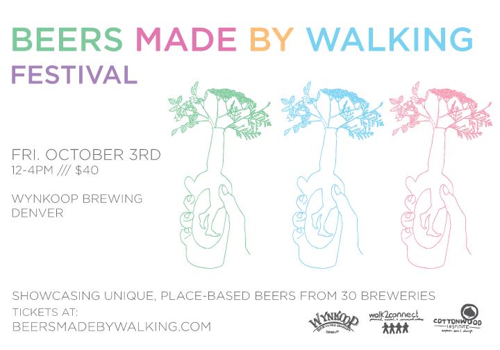 2014-Denver-Beers Made By Walking