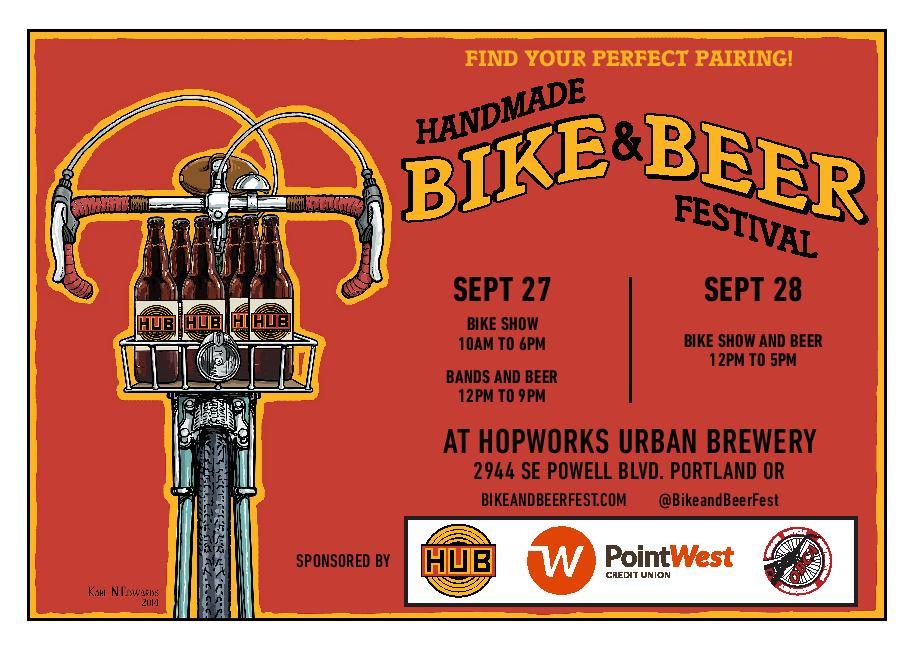 Hopworks Bike & Beer Show