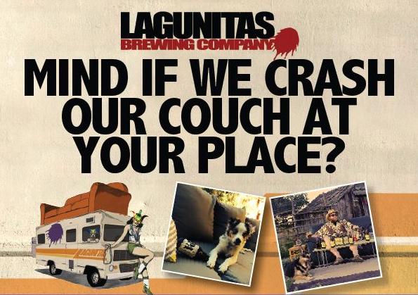 Lagunitas Couch Trippin'