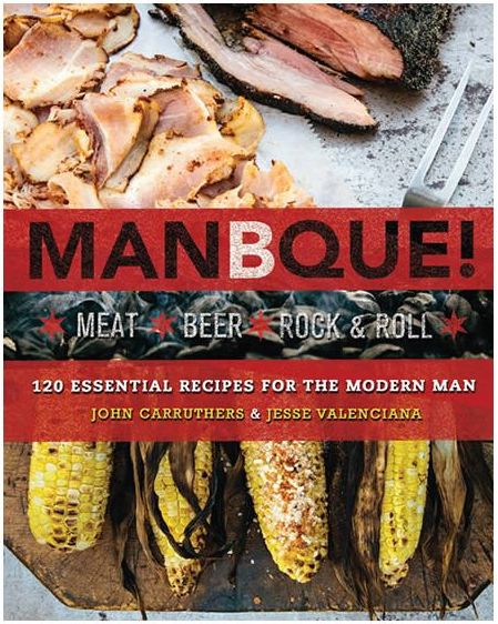 ManBQue Cookbook