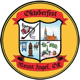 Mount Angel Oktoberfest Logo